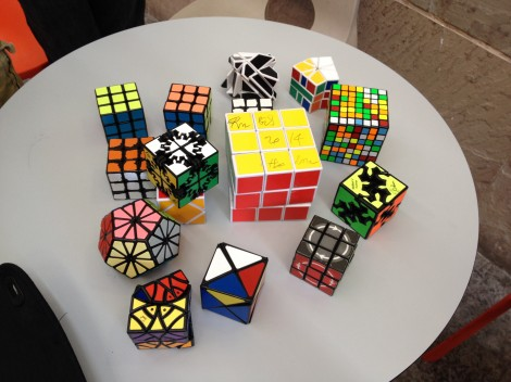 The Cubers Rubik's Cube Collection