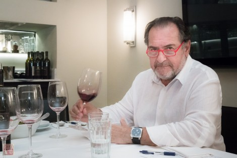 "Famed French""flying winemaker"" Michel Rolland adds some gravitas to Israeli wine industry"