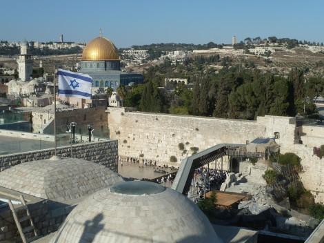 Jews and Muslims must coexsist better.
