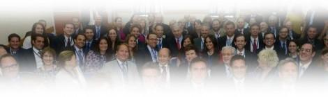 Prime Minister Benjamin Netanyahu with the Israel Bonds New Leadership Delegation