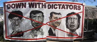 America's Beef with Dictators