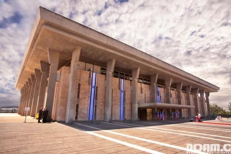 israel knesset jerusalem
