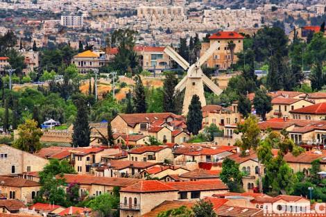yemin moshe jewish neighborhood jerusalem