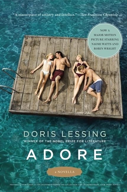 Adore Doris Lessing