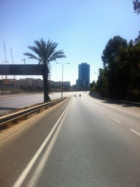 The Ayalon on Yom Kippur