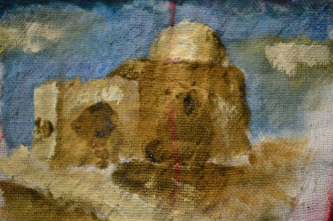 Kever Rachel Painting