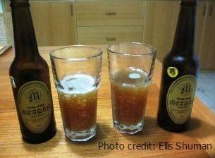 hummus beer