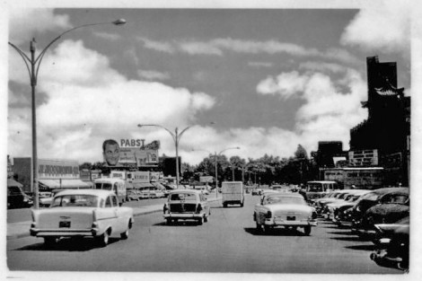 Mattapan Square 1957