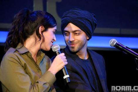 Meshi and Edan Reichel-Photo Noam Chen