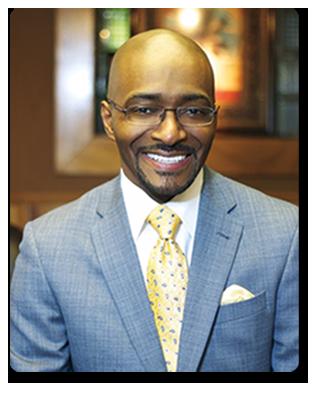 photo of Pastor Chris Harris