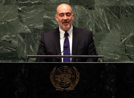 Israel Ambassador to the UN Ron Prosor