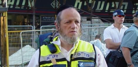 Yehuda Meshi-Zahav, Chairman,  ZAKA