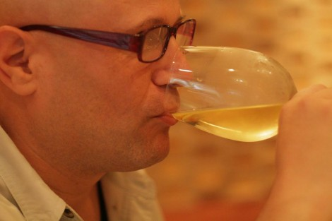Vong has a good selection of quality wines BUT I thought there could be more Israeli whites and bubbly and semi-dry whites (photo: Snow Drum)
