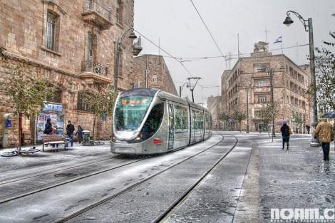 jerusalem train