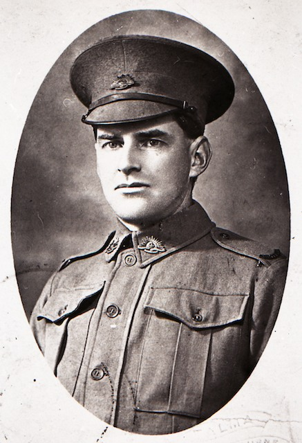 Malcolm Balfour, KIA August 1916