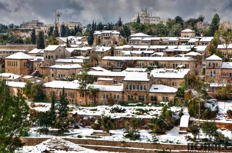 Yemin Moshe Jewish neighborhood