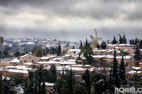 yemin moshe neighborhood jerusalem