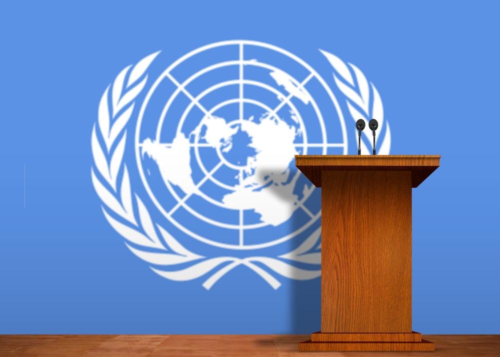 UN interpreter