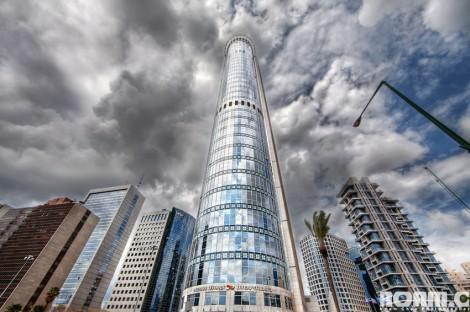 israel tel aviv skyscrapers