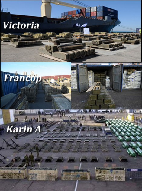 weapons-shipments
