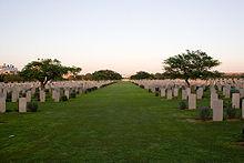 Gaza WWI Cemetery