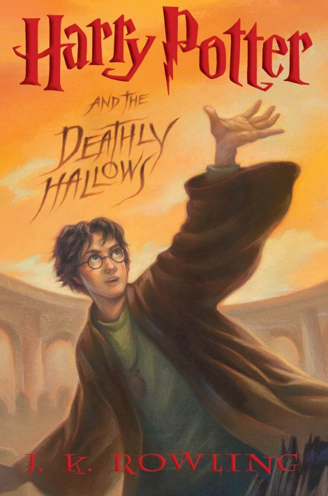 Harry Potter Book 7 cover