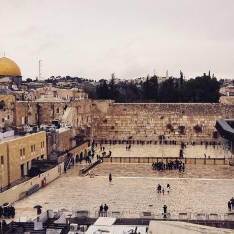 The Kotel, Jerusalem
