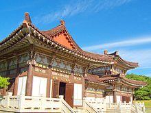 Tongmyong tomb