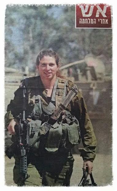 Yonat Daskal-the warrior-Photo from Yonat Daskal