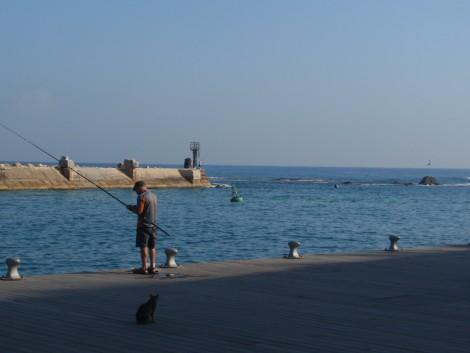 The harbor at Jaffa. Is the Jonah story true? The Gospels? Judges? Genesis? Zechariah?