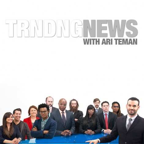 TRNDNGNEWS with Ari Teman
