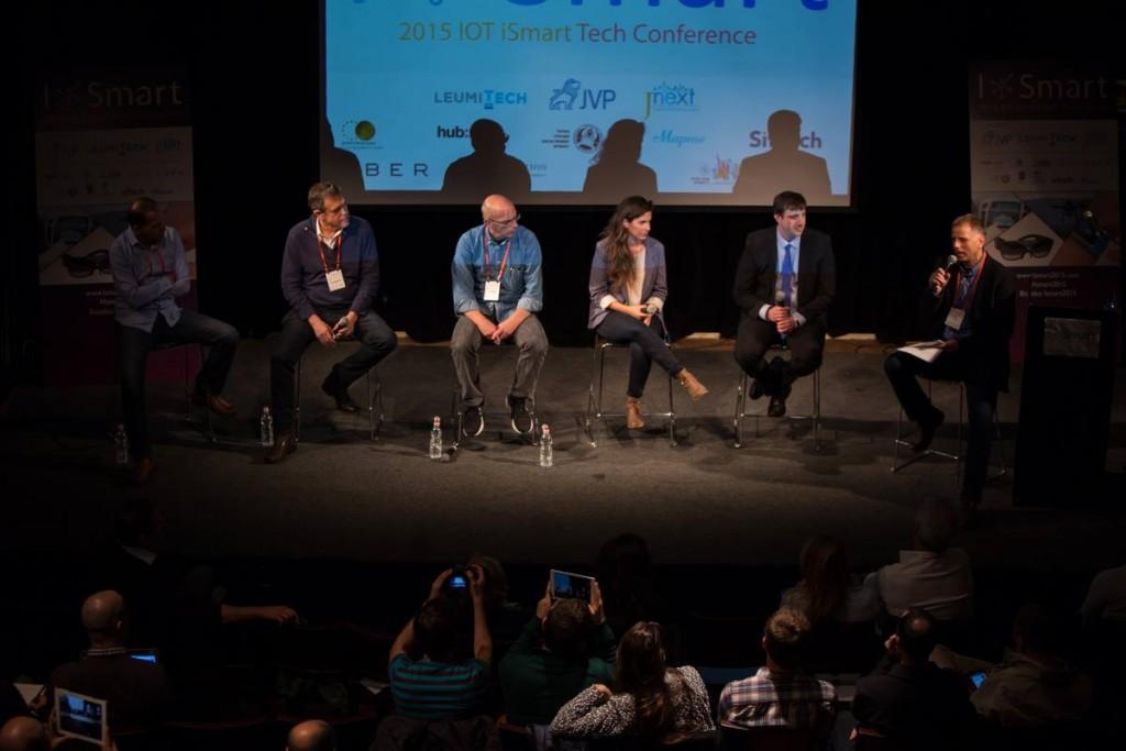 VC Panel Discussion Photo credit: Maxim Golovanov