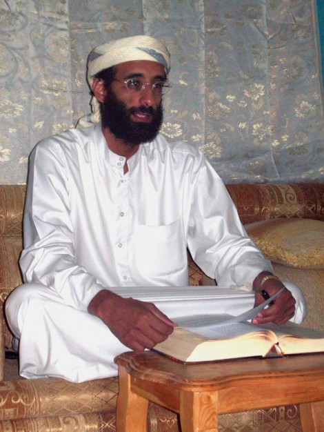 US-born imam-turned-terrorist Anwar Al-Awlaki