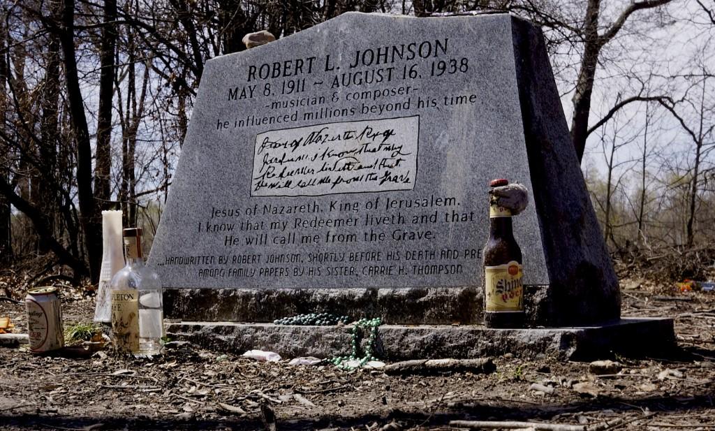 Robert Johnson - Story Teller.  Blues Singer.  Coder.