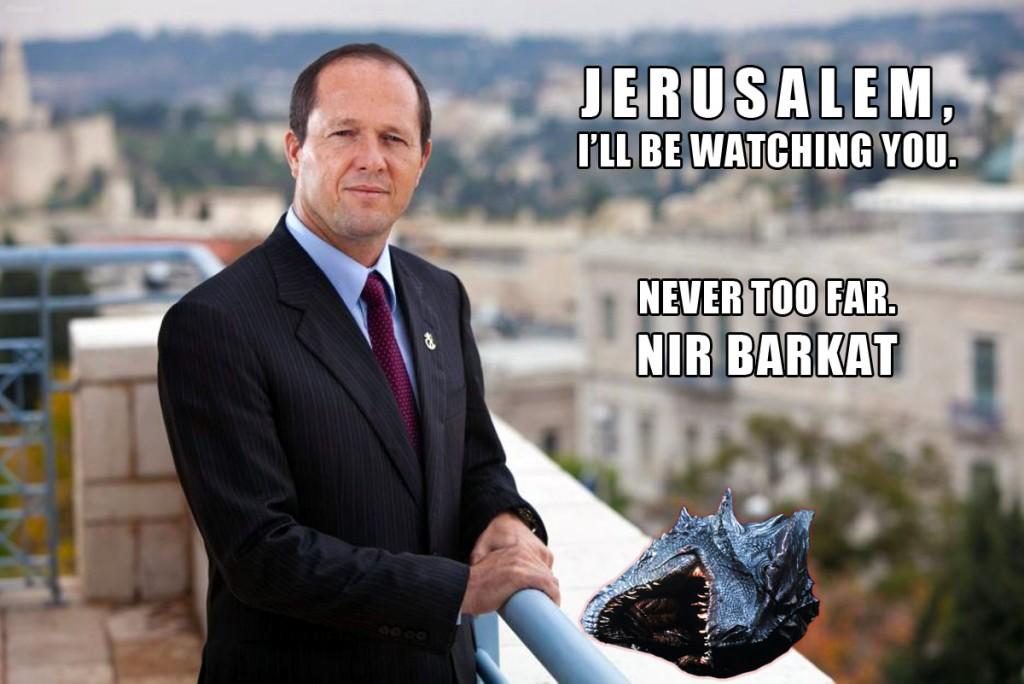 Nir-Barkat