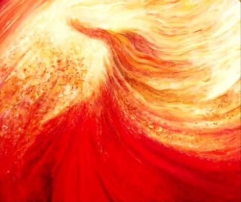 Sufi mysticism painting