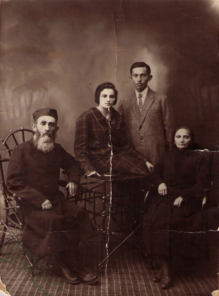 Chudak Family