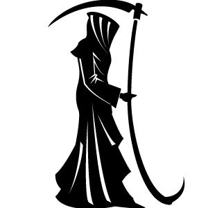 Silhouette of Death