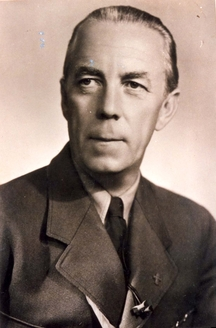 Count Folke Bernadotte, 1947 (Photo credit: Wikimedia Commons