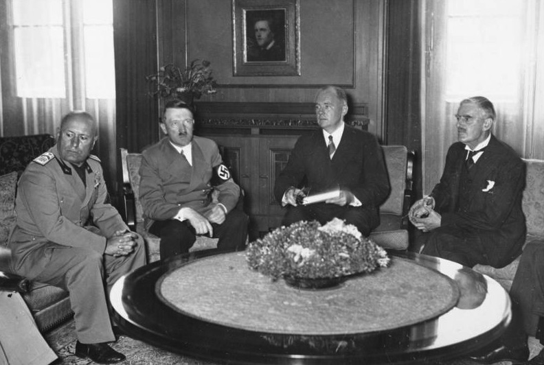 The Infamous Munich Conference