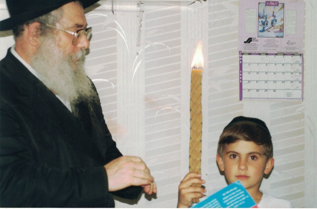 (courtesy of Ben Tzion private photo collection)
