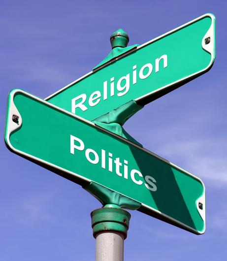 Politics should reflect our religious values