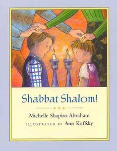 Shabbat Shalom cover image