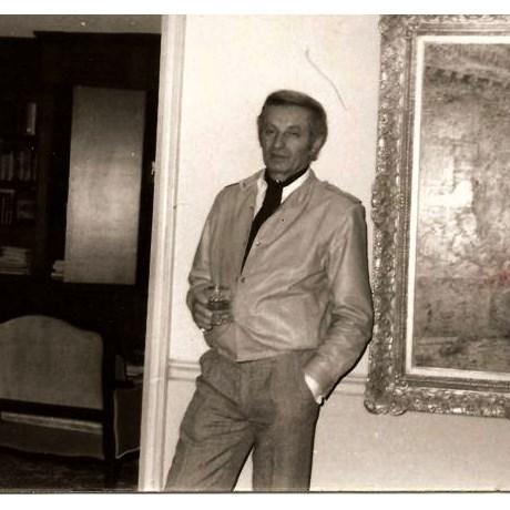 Jack Eisner, circa 1985 Photo Credit: Beth Sarafraz
