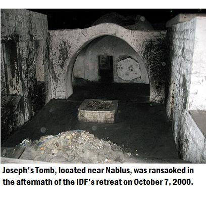 Josephs Tomb 2000
