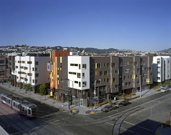 Armstrong Project Award for Excellence Affordable Housing