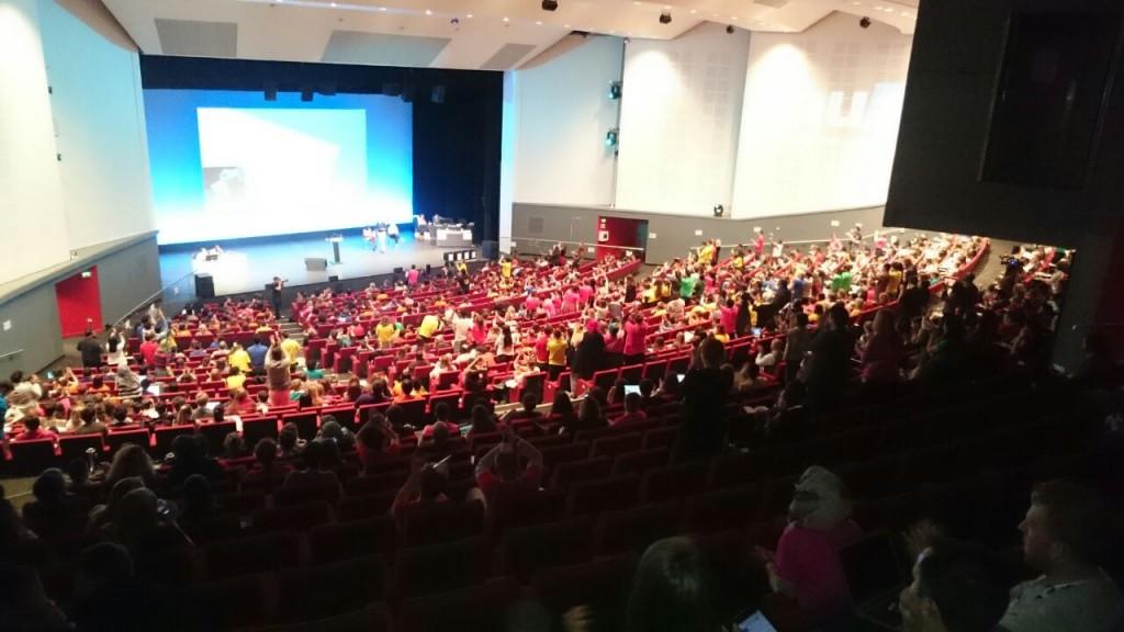 NUS Conference Floor