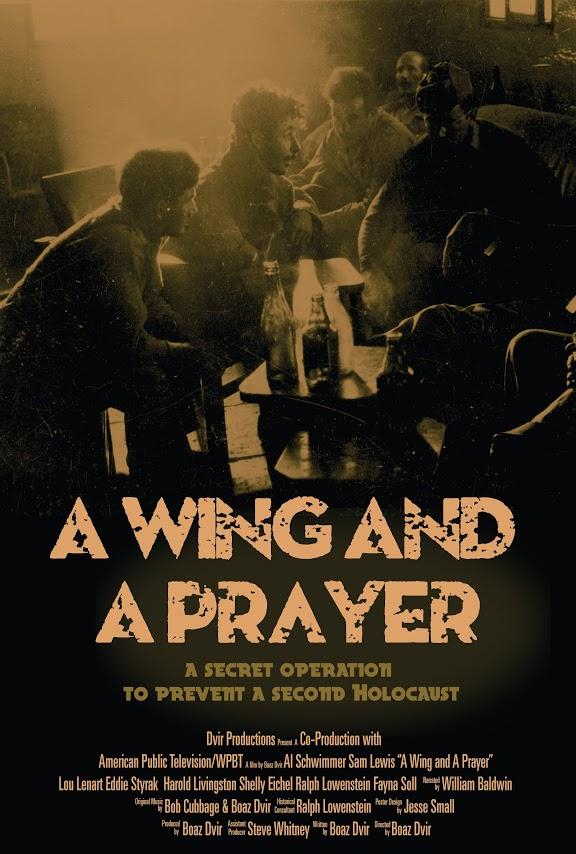 A Wing and A Prayer is a PBS documentary by award-winning filmmaker Boaz Dvir.