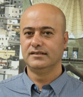 Ahmad Sheikh Muhammad, Program Director for the Arab Community, PresenTense (Photo: courtesy)