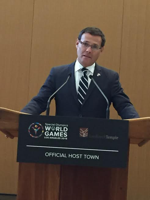 David Siegel, Consul General Israel
